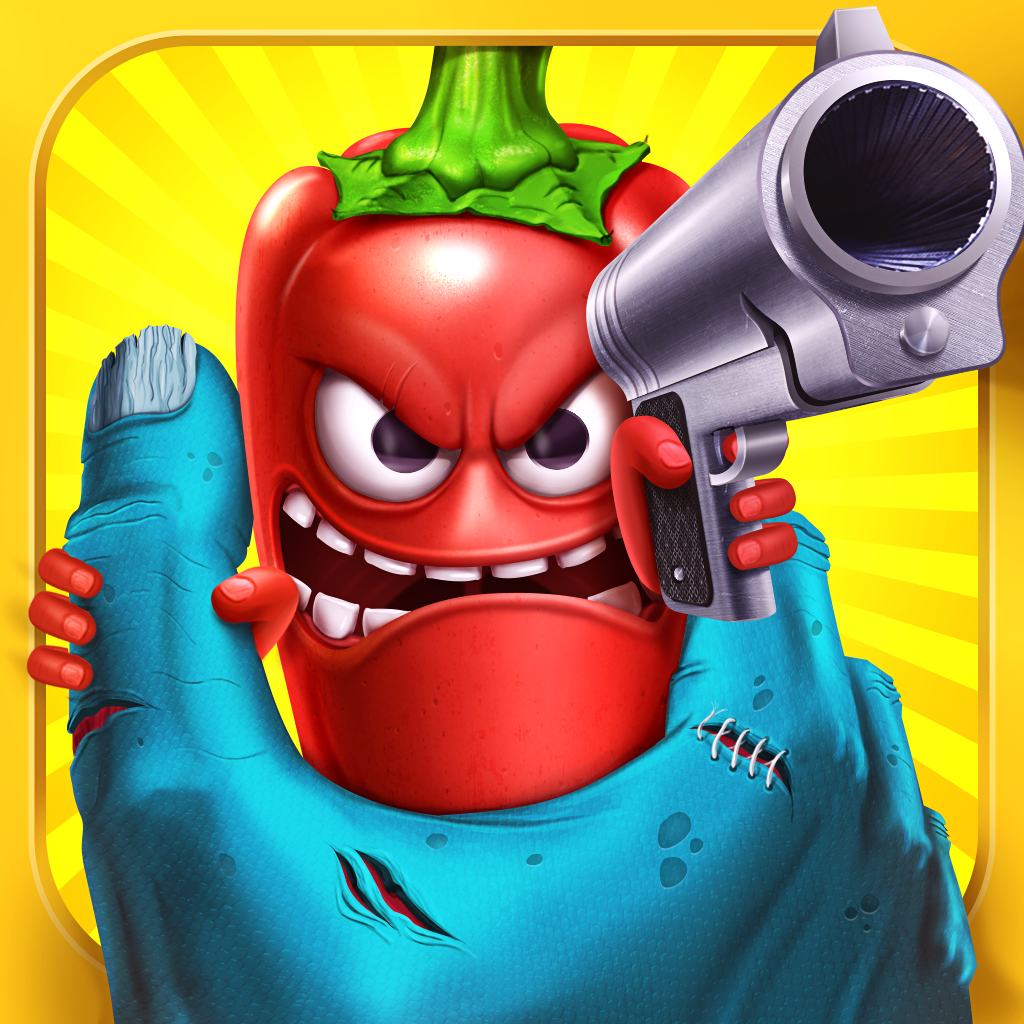 I Am Vegend: Zombiegeddon iOS