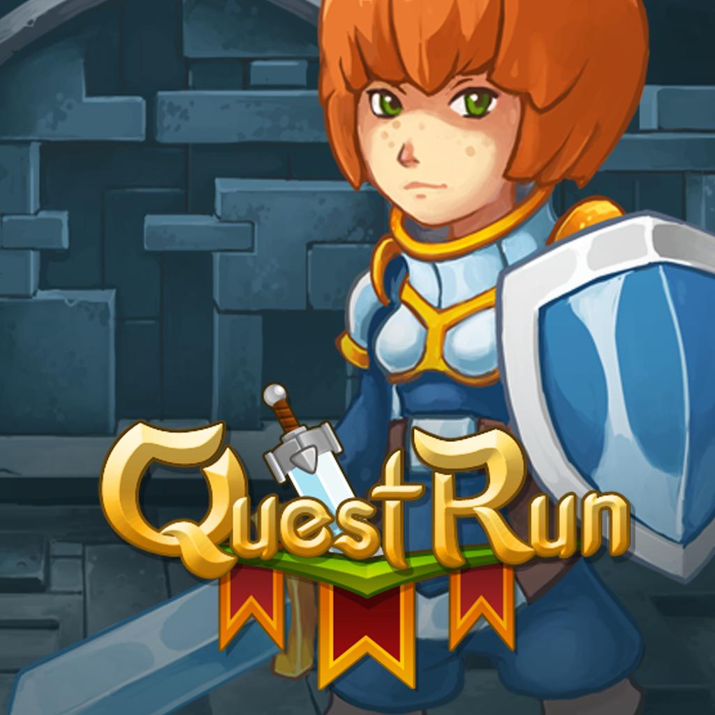 iPhone, iPad: »QuestRun«